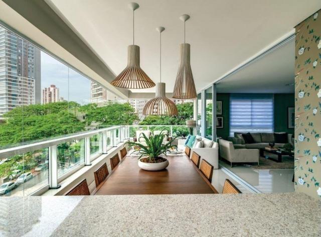 Apartamento à venda com 4 dormitórios em Setor oeste, Goiânia cod:10AP1014 - Foto 12