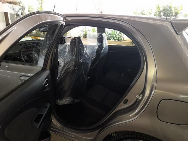 Toyota Etios 1.5 X PLUS 16V FLEX 4P AUTOMATICO - Foto 7