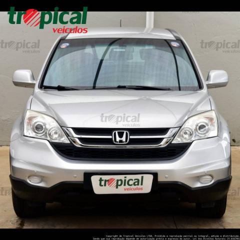 CRV 2010/2011 2.0 LX 4X2 16V GASOLINA 4P AUTOMÁTICO - Foto 2