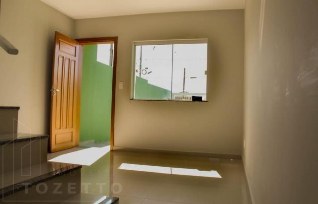 Sobrado para Venda em Ponta Grossa, Orfãs, 2 dormitórios, 2 banheiros, 1 vaga - Foto 19