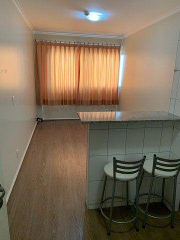 Apartamento de 1 quarto, nascente e vaga de garagem coberta - SEM FIADOR