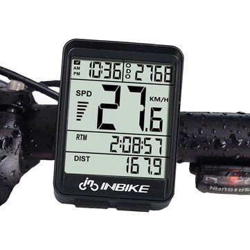 Ciclo Computador Velocímetro Bicicleta Bike Sem Fio Wireless - Foto 2