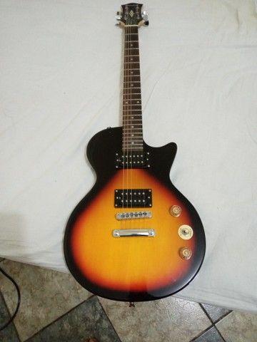 Troco guitarra em um celular iphone 6
