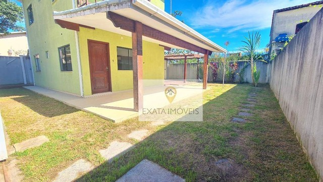 Casa duplex 3 quartos, com amplo quintal/ varanda/ churrasqueira, Enseada das Gaivotas/ Ri - Foto 4