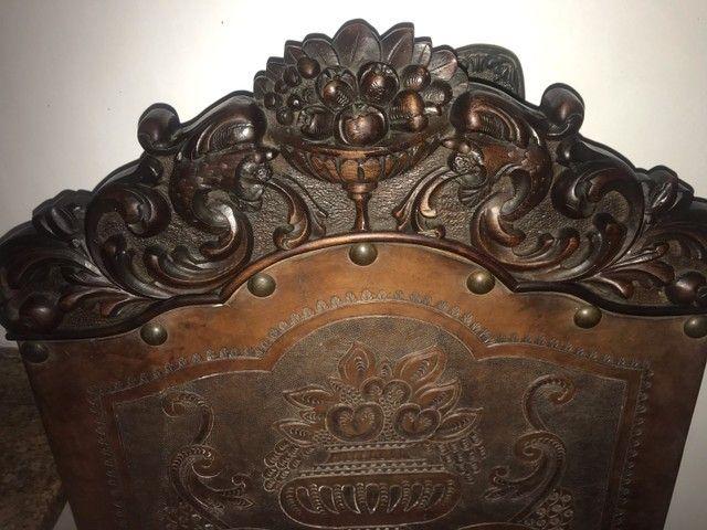 Cadeira antiga  - Foto 4
