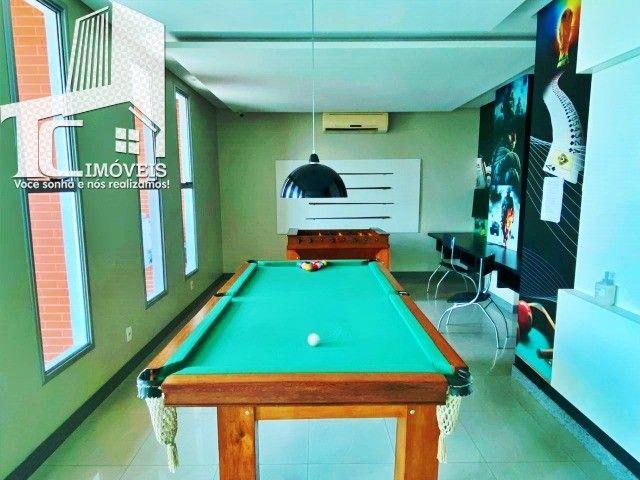 Vendo Apartamento The Sun - Parque 10, próximo ao Detran/110m²/3 Qtos