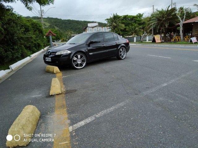 Megane sedan vendo ou troca suv - Foto 4
