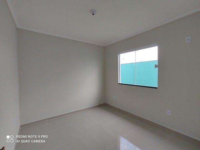 espetacular casa de 3 qrts com terreno inteiro em fino acabamento,carta - Foto 5