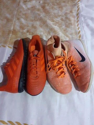 Chuteira Adidas original - Foto 2