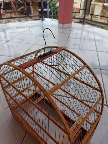 gaiola de passarinho  - Foto 4