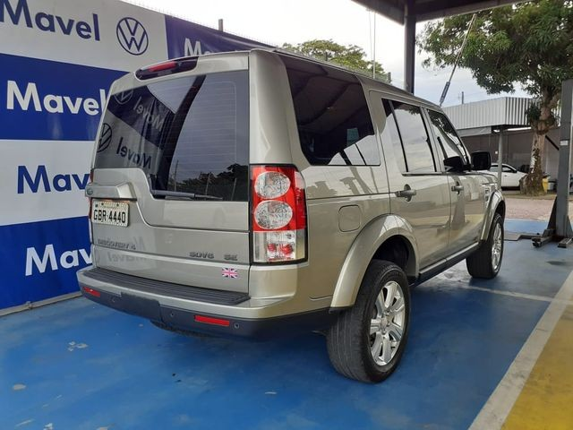 Land Rover Discovery 4 SE 3.0 SDV6 4X4 - Foto 5