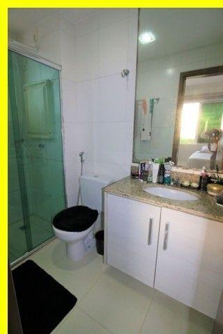 Apartamento 3 Quartos Ponta Negra Condomínio weekend Club - Foto 13
