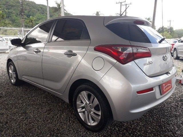 hyundai hb20 premium 1.6 ano 2014 automatico (leilao) - Foto 5