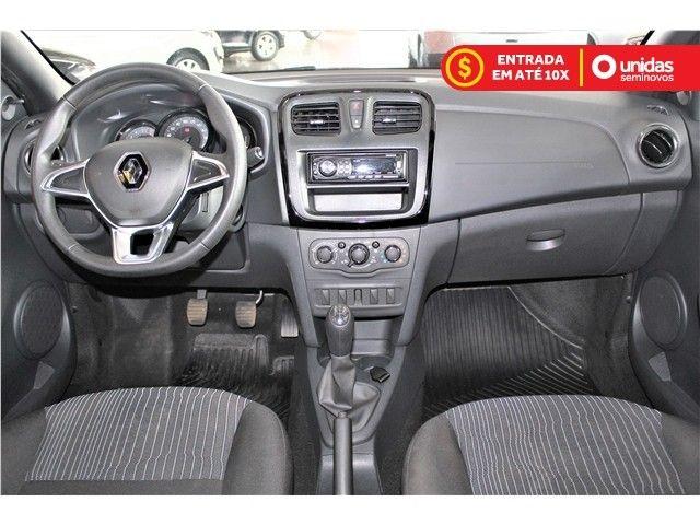 Renault Logan 2020 1.0 12v sce flex life manual - Foto 7