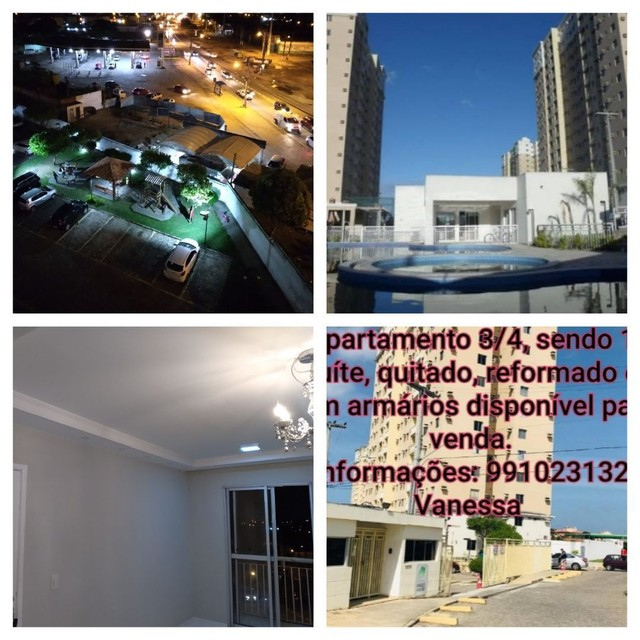 Apartamento no Antares 3/4 para venda  - Foto 4