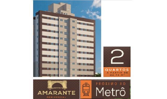Apartamento 2 quartos Samambaia Sul perto do metrô, Taxas Grátis!  - Foto 4