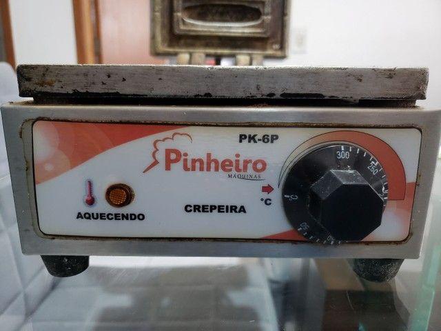 Crepeira Pinheiro 6 cavidades  - Foto 4
