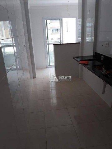 Apartamento de 2 dormitórios, sendo 1 suíte, no Boqueirão, em Praia Grande - Foto 5