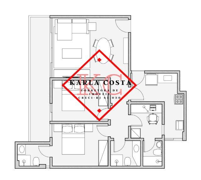 Ótimo apartamento no Braga com 3 quartos! - Foto 14