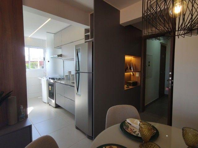 Apartamento 2 quartos Samambaia Sul perto do metrô, Taxas Grátis!  - Foto 5