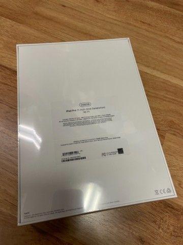 iPad Pro 11in Wi-Fi Space Gray 256GB (2a. Geração) - Lacrado - Foto 5