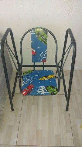 Cadeira infantil  - Foto 3
