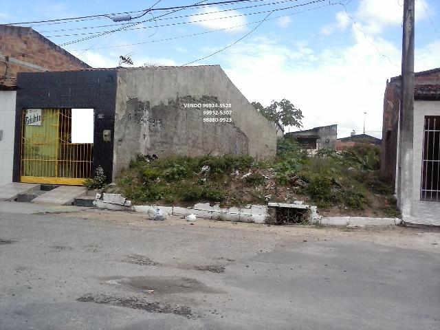 Terreno bem localizado na avenida perimetral F albano franco