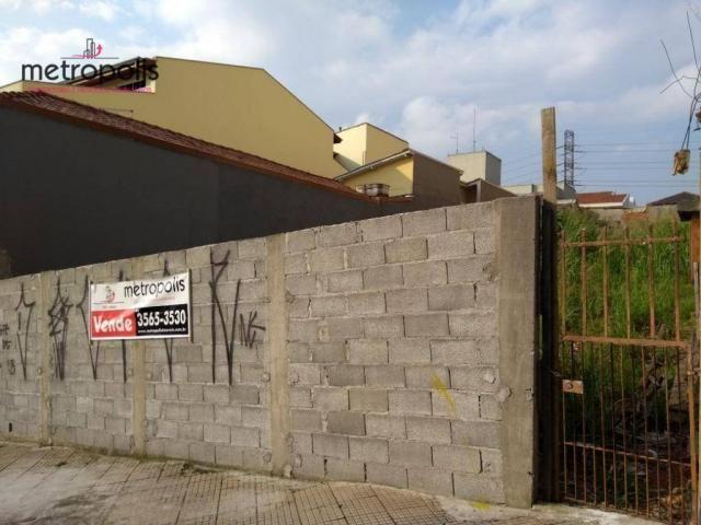 Terreno residencial à venda, barcelona, são caetano do sul. - Foto 2