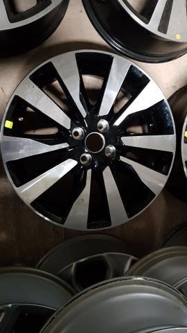 Roda aro 17 Nissan Kicks (original)