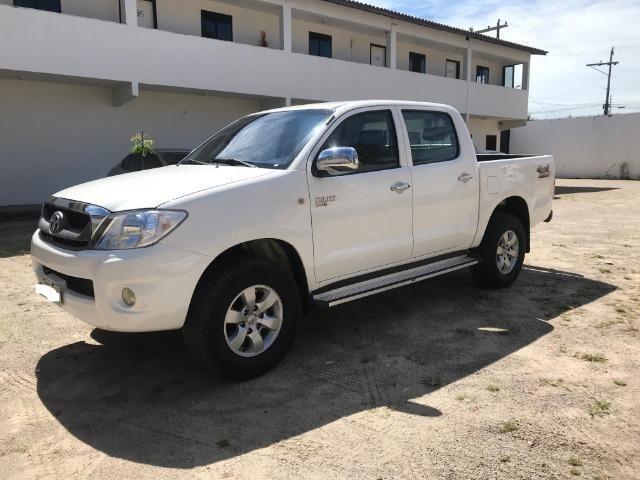 toyota hilux 2.5 4x4 tb diesel 2011 - 2011
