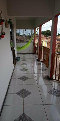 180 mil reais vendo casa com 4/4 com piscina em Castanhal zap * - Foto 3