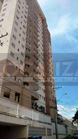 Apartamento à venda com 3 dormitórios em Jardim souto, São josé dos campos cod:AP00089