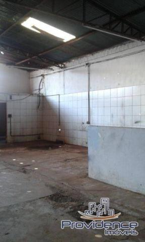 Barracão comercial com 2.500m² de terreno, à venda. cascavel velho, cascavel. - Foto 10
