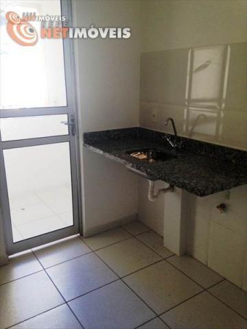 Apartamento à venda com 3 dormitórios em Cinquentenário, Belo horizonte cod:541611 - Foto 6