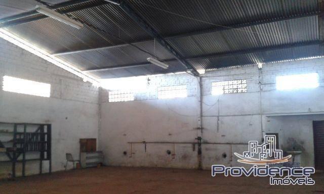 Barracão comercial com 2.500m² de terreno, à venda. cascavel velho, cascavel. - Foto 17