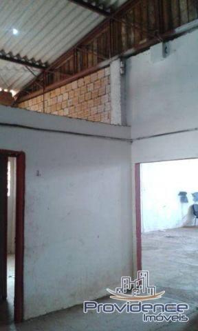 Barracão comercial com 2.500m² de terreno, à venda. cascavel velho, cascavel. - Foto 9