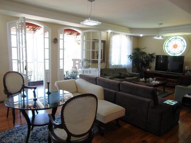 Casa residencial à venda, 6 quartos, 3 vagas, são bento - belo horizonte/mg - Foto 2