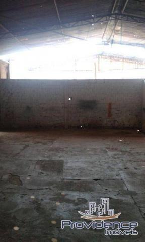 Barracão comercial com 2.500m² de terreno, à venda. cascavel velho, cascavel. - Foto 11