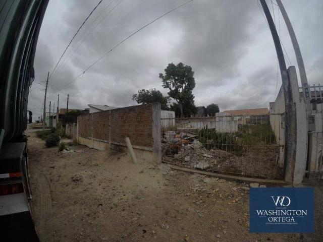 Lote/terreno para venda no bairro quississana - são josé dos pinhais/pr. - Foto 18