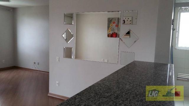 excelente apartamento com 2 dormitórios sendo uma suíte - Foto 16