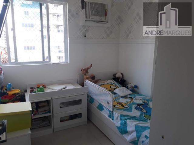 Apartamento para venda em salvador, caminho das árvores, 3 dormitórios, 1 suíte, 2 banheir - Foto 6