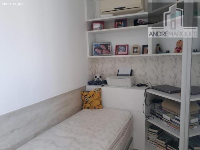 Apartamento para venda em salvador, caminho das árvores, 3 dormitórios, 1 suíte, 2 banheir - Foto 12