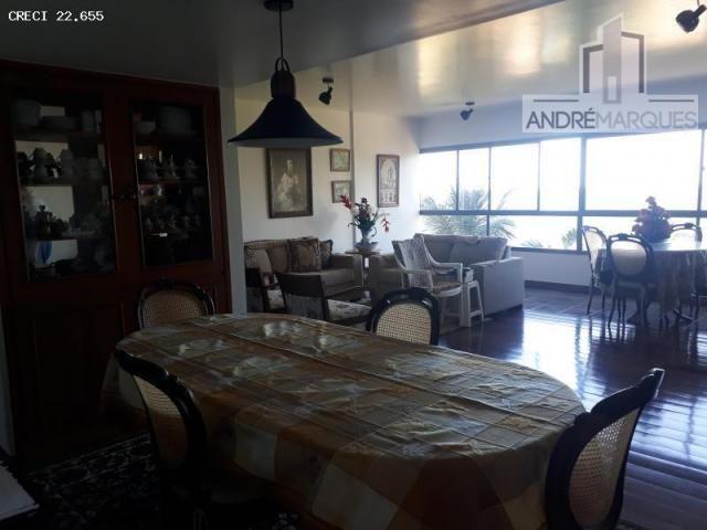 Apartamento para Venda em Salvador, Rio Vermelho, 4 dormitórios, 3 suítes, 3 banheiros, 3  - Foto 3