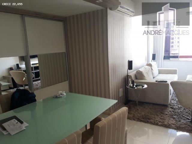 Apartamento para venda em salvador, caminho das árvores, 3 dormitórios, 1 suíte, 2 banheir - Foto 4