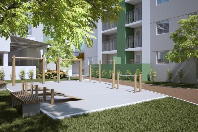 Lindo apartamento no santo antonio | 02 dormitórios | sacada com churrasqueira - Foto 4