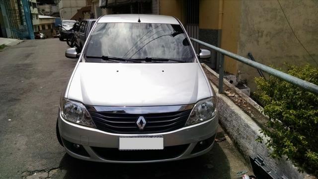 Renault Logan 2010/2011 - 1.6 8V - Revisado - Doc Pago