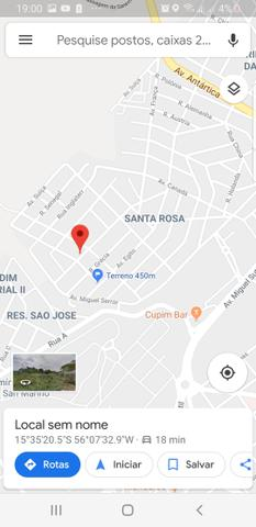 Terreno 450m2 Santa Rosa R$110.000,00 - Foto 2
