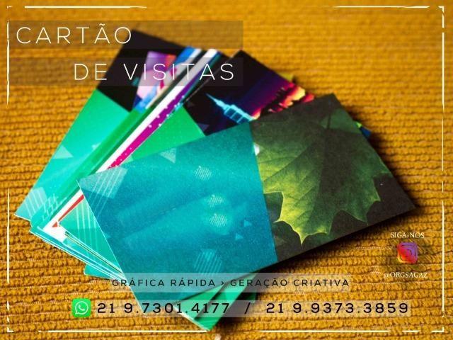 Cartão de visitas papel Reciclato