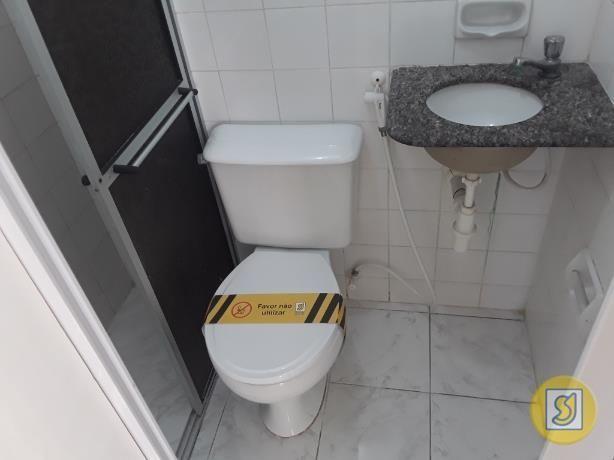 Apartamento para alugar com 3 dormitórios em Messejana, Fortaleza cod:50511 - Foto 10
