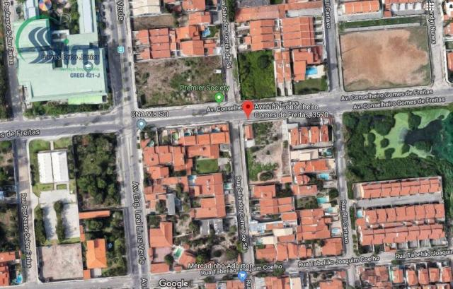 Terreno para alugar, 2260 m² por r$ 6.000/mês na sapiranga - Foto 2